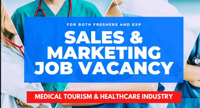 Sales and marketing job vacancy for freshers in kolkata