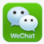 Wechat logo to book Doctor appointment