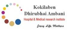 Kokilaben dhirubhai ambani hospital logo