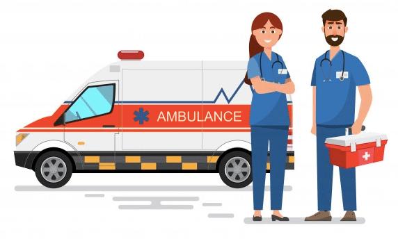 Hospital Ambulance support services
