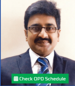 Dr. Ganesh Prasad MBBS, DNB (Internal Medicine), DNB (Nephrology), MNAMS (Nephrology) - MIOT International Hospital