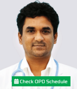 Dr. Suman Kalyan N MD (R.T), DM (Medical Oconology), ECMO Medical Oconologist- MIOT International Hospital