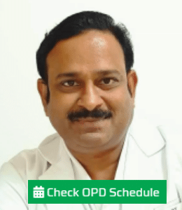 Dr. V Srinivasan M.D, F.I.P.M, F.I.C.R.O Head Radiation Oconology- MIOT International Hospital