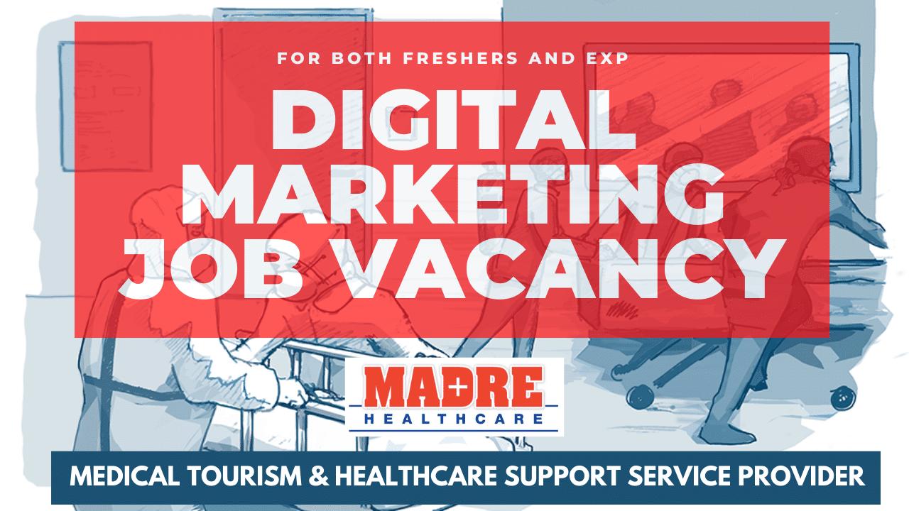 Digital Marketing Internship jobs