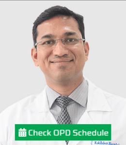 Dr. Sandeep Wasnik - Kokilaben Dhirubhai Ambani Hospital