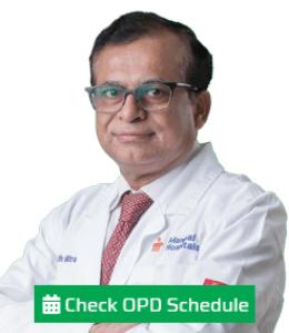 Dr. Somnath Mitra - Manipal Hospital, Bangalore