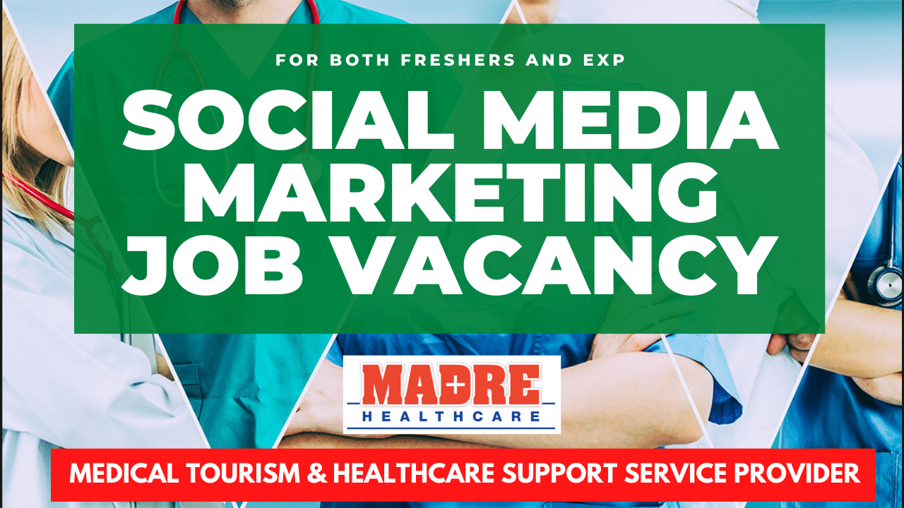 SOCIAL MEDIA INTERNSHIP JOB VACANCY