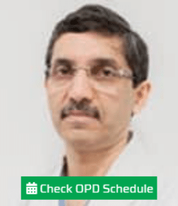Dr Sanjay Saran Baijal - Medanta Hospital