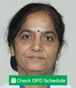 Dr. A Bharathi - KIIMS Hospital