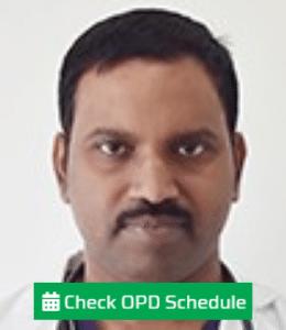 Dr. Avinash Tadiboinda - KIIMS hospital