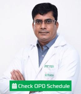 Dr. G R Vijay Kumar_ Fortis Hospital Kolkata