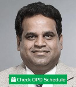 Dr. Govardhan Reddy - Aster CMI Hospital