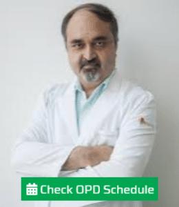 Dr. K K Handa - Medanta Hsopital