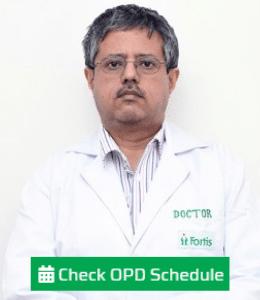Dr. Rajiv Sinha _ Fortis Hospital Kolkata