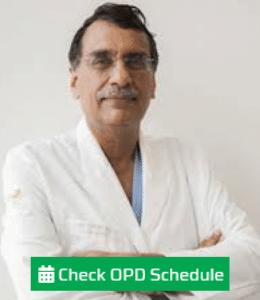 Dr. Rakesh Kumar Khazanchi - Medanta Hospital