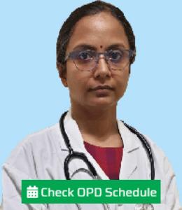 Dr. Shaswati Sengupta Dutta _ Medica Super Speciality Hospital