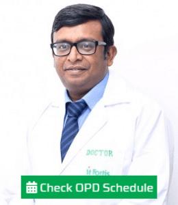 Dr. Shrinivasa Narayan_ Fortis Hospital Kolkata