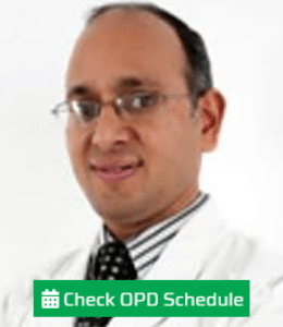 Dr. Sunil Kumar Mishra - Medanta Hospital