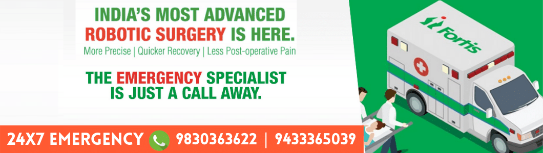 24x7 Emergency Service - Fortis Hospital Anandapur Surgery Admission