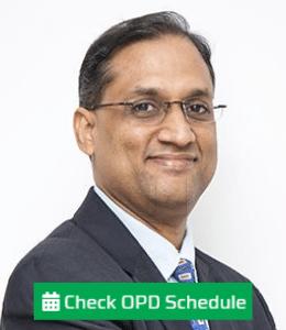 Dr Raj Kishore Agarwal - Wockhardt Hospital