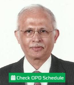 Dr. Bhadresh Shah - Wockhardt Hospital