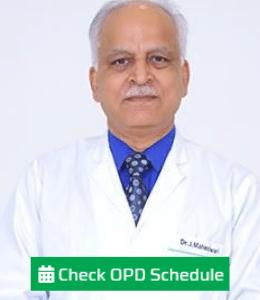 Dr. J Maheshwari - Max Healthcare