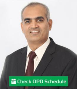 Dr. Raghunath S.K - HCG Oncology Hospital