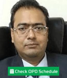 Dr. Ritesh Agarwall - Wockhardt Hospital