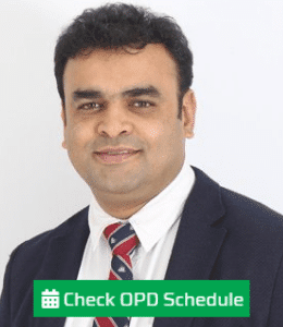 Dr. Sidhart P S _ HCG Oncology Hospital