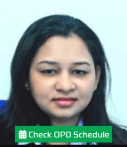Dr. Sonam Solanki - Wockhardt Hospital