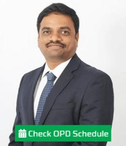 Dr. Srinivasa B J - HCH Oncology Hospital