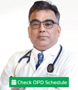 Dr. Sujeet Jha - Max Healthcare