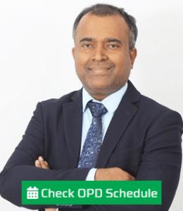 Dr. Mahesh Bandemegal - HCG Oncology Hospital