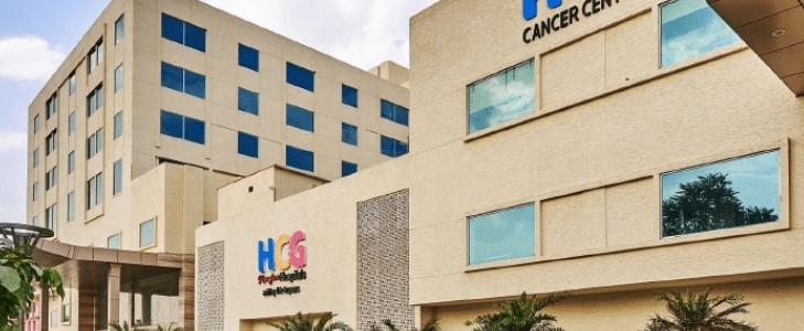 HCG Oncology Hospital Banner