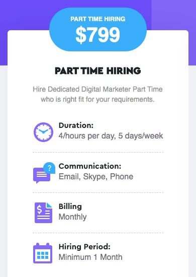 Dedicated Hiring Weekly Hiring