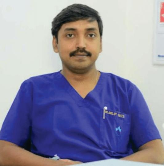 Dr Dilip Dutta - Neurologists - Book Appointment Online