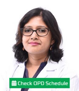 Dr. Sudeshna Saha
