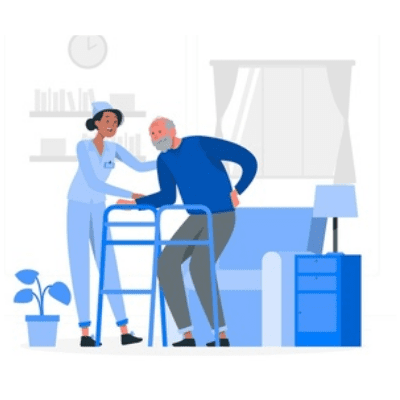 Elderly Home Care and Assistance