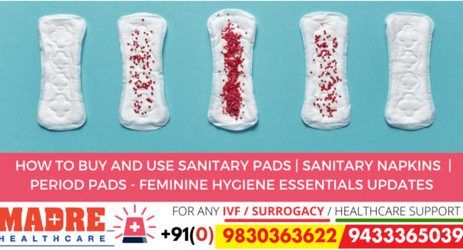 How to Buy and Use Sanitary Pads Sanitary Napkins Period Pads - Feminine Hygiene Essentials Updates