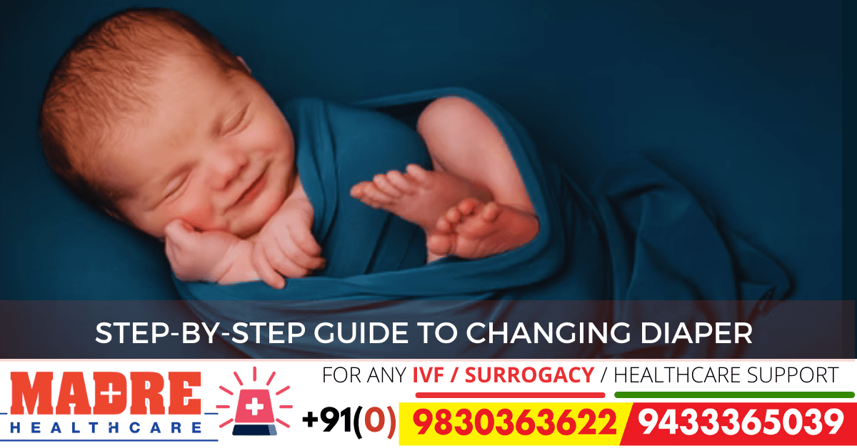 Step-By-Step Guide to Changing Diaper for Babies and Adults